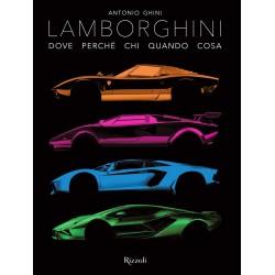 Lamborghini: Where Why Who...