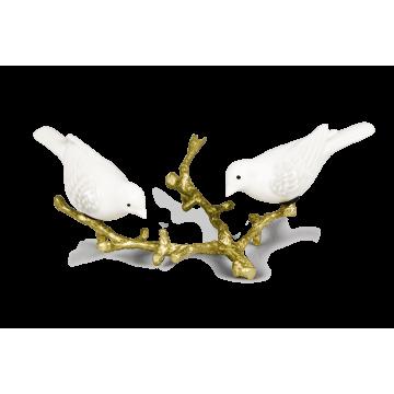 Adorno White Canaries...