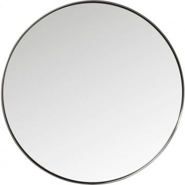 Espejo Curve Round Acero