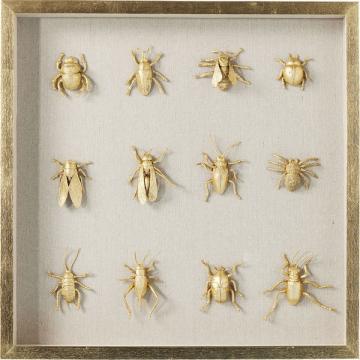 Decoración de Pared Frame Bugs