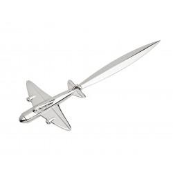 Abrecartas de Avión