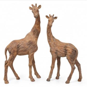 Esculturas Jones Giraffe -...