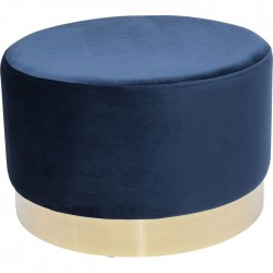 Pouf Cherry Azul Base...