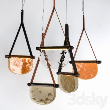 Lámpara de Techo Dali - 5...