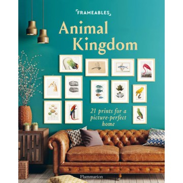 Frameables: Animal Kingdom:...
