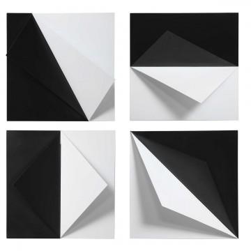 Decoración de Pared Origami...