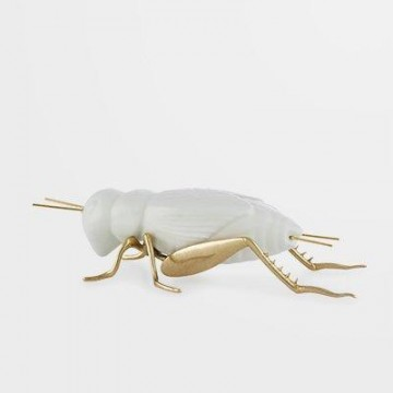 Adorno White Matt Cricket...