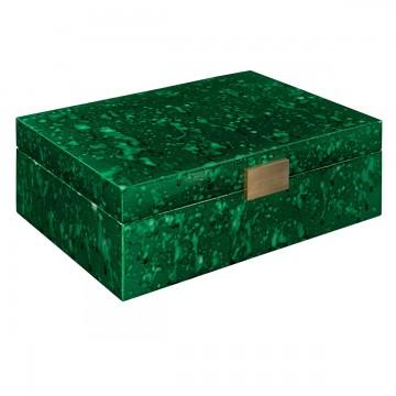 Caja Decorativa Emerald