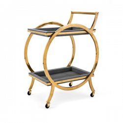 Bar Cart Margo Ss