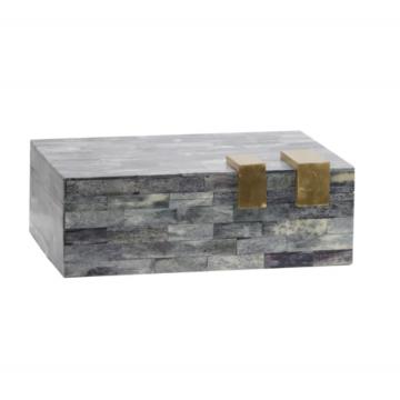 """Caja Decorativa Bone 9"""""""
