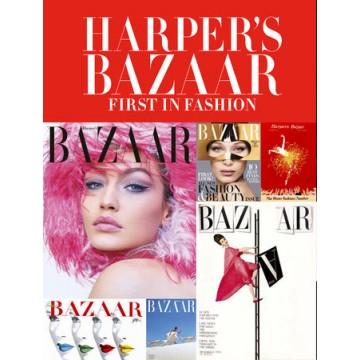 Harper's Bazaar: First in...