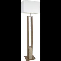 Lámpara de Pie Stone Q