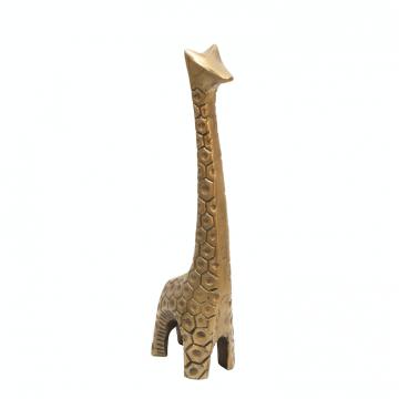 """Escultura Giraffe 12"""""""