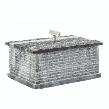 Caja Decorativa Gray