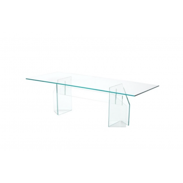 Comedor Doge Glass Clear