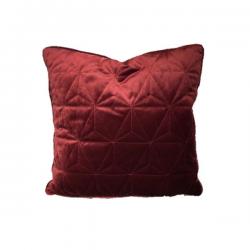 Cojín Textile Burgandy
