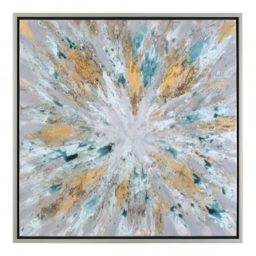 Cuadro Exploding Star