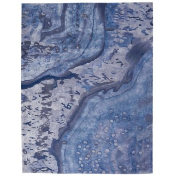 ALFOMBRA PRISMATIC BLUE -...