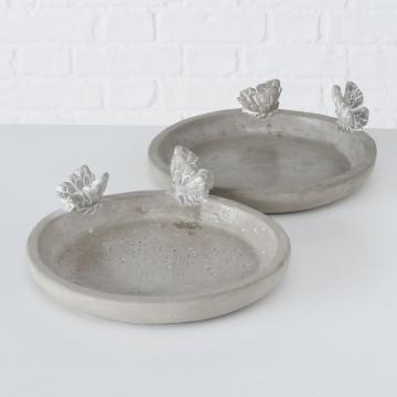 Bird Bath Rosaryo - Concreto